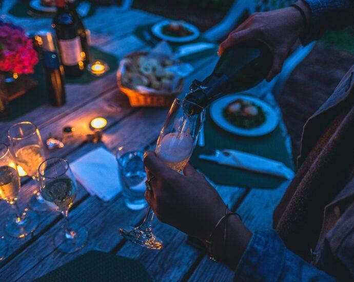come servire lo champagne veneto prosecco vino veneto vino francese eventi in veneto vinicio mascarello