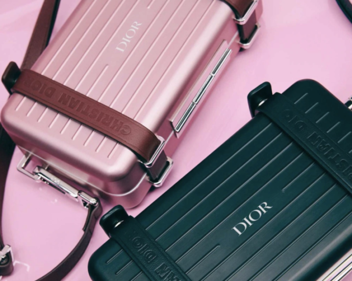 dior x rimowa dior capsule collection magazine moda il blog di vinicio mascarello notizie fashion lifestyle viaggiare trend streetstye