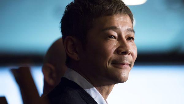 miliardario cerca moglie viagigo nello spazio miliardario giapponese moda zozo brand vinicio mascarello news elon musk