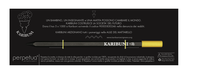 karibuni perpetua la matita vinicio mascarello onlus eventi in veneto aziende alisea recycle
