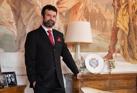 giulio vallortigara valmarana villa valmarana ai nani vinicio mascarello gentlemen style vicenza imprenditore intervista