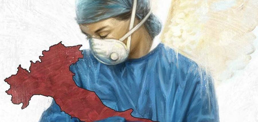 pierdante piccioni medici infermieri coronavirus eroi coronavirus personale sanitario grazie vinicio mascarello blog doc luca argentero franco rivolli