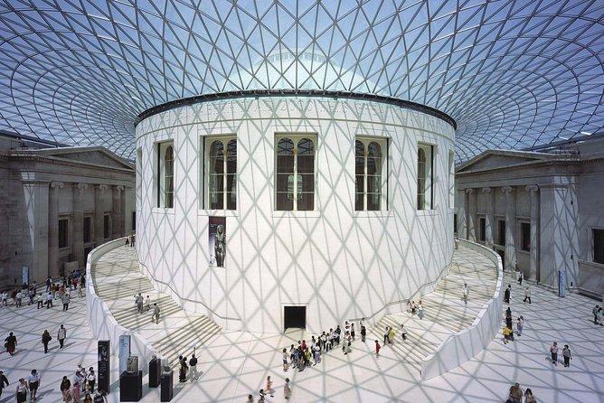 British Museum magazine vinicio mascarello