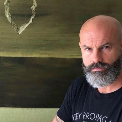 mirko baricchi la lettura corriere della sera arte intervista vinicio mascarello
