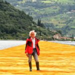 christo morto artista christo vinicio mascarello arte notizie blog