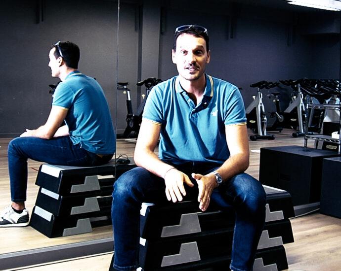 Matteo Pilotto gymnasium sport & wellness Spa Montecchio maggiore vicenza palestra il blog di vinicio mascarello