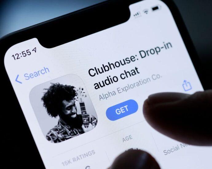 clubhouse social network vocali app vinicio mascarello