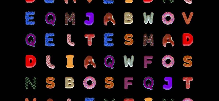 the alphabet for kids and adults valentino vinicio mascarello