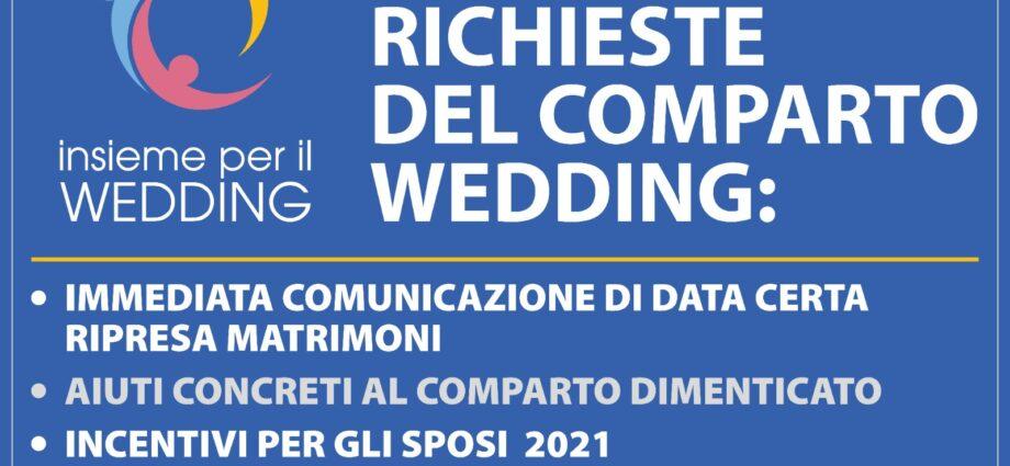 insieme per il wedding comparto matrimonio 2021 covid restrizioni coronavirus vinicio mascarello vicenza sposarsi a vicenza
