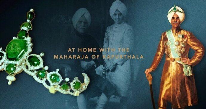 Maharaja Jagajit Singh di Kapurthala